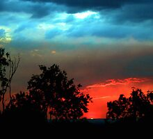 Fire in the Sky by fiphotos