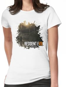 Resident Evil 7 - Biohazard Womens Fitted T-Shirt