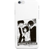 Welcome to the NHK - Chapter 38  iPhone Case/Skin