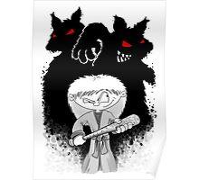 Jenny The Werewolf Hunter Poster