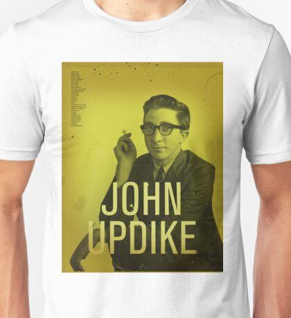John Updike Unisex T-Shirt