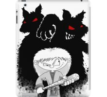 Jenny The Werewolf Hunter iPad Case/Skin