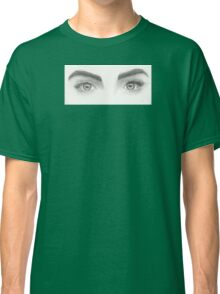 Cara Delevingne eyes. Classic T-Shirt