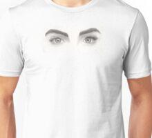 Cara Delevingne eyes. Unisex T-Shirt