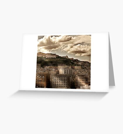 Naples Hills Greeting Card
