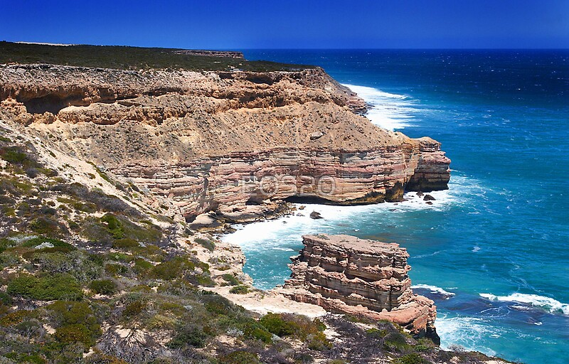 Red Cliffs Australia  City pictures : Kalbarri Coastal Cliffs Western Australia