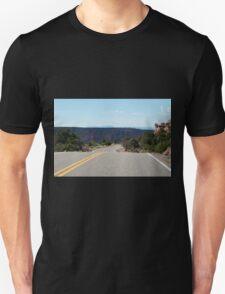 Road on The Edge Unisex T-Shirt