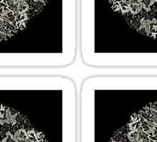 Peace Poppy Sticker
