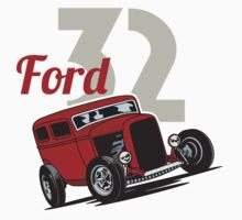 1932 Ford Sedan Kids Clothes