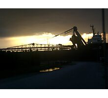 harbour road Photographic Print