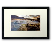 Margaret River seascape Framed Print