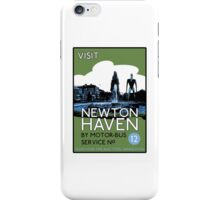 Visit Newton Haven (The World's End) iPhone Case/Skin