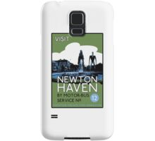 Visit Newton Haven (The World's End) Samsung Galaxy Case/Skin