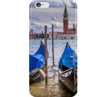 Moored iPhone Case/Skin