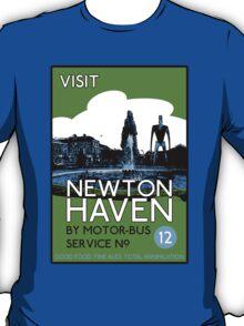 Visit Newton Haven (The World's End) T-Shirt