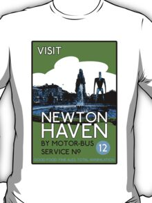 Visit Newton Haven (The World's End) T-Shirt