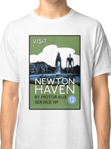 Visit Newton Haven (The World's End) Classic T-Shirt
