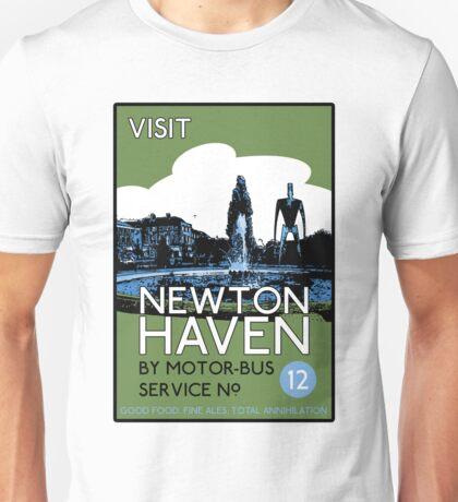 Visit Newton Haven (The World's End) Unisex T-Shirt