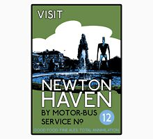 Visit Newton Haven (The World's End) Unisex T-Shirt