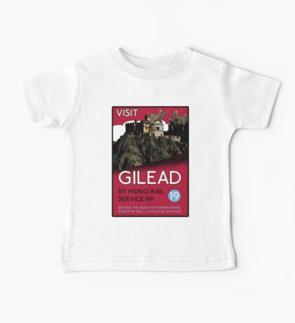 Visit Gilead (The Dark Tower) Baby Tee