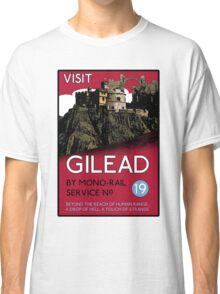 Visit Gilead (The Dark Tower) Classic T-Shirt