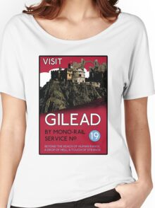Visit Gilead (The Dark Tower) Women's Relaxed Fit T-Shirt