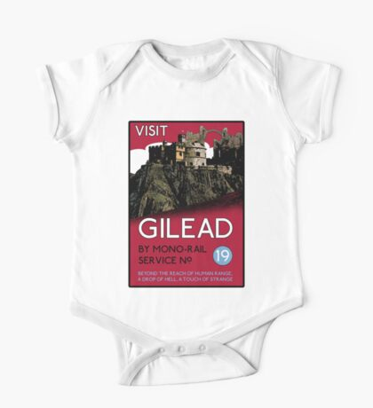Visit Gilead (The Dark Tower) One Piece - Short Sleeve