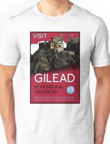 Visit Gilead (The Dark Tower) Unisex T-Shirt