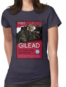 Visit Gilead (The Dark Tower) Womens Fitted T-Shirt