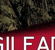 Visit Gilead (The Dark Tower) Sticker