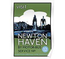 Visit Newton Haven (The World's End) Poster