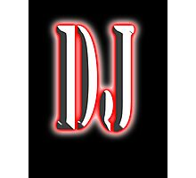 D.J, Music, Club, Disc Jockey, Dance, Rock, Pop, Regae Photographic Print