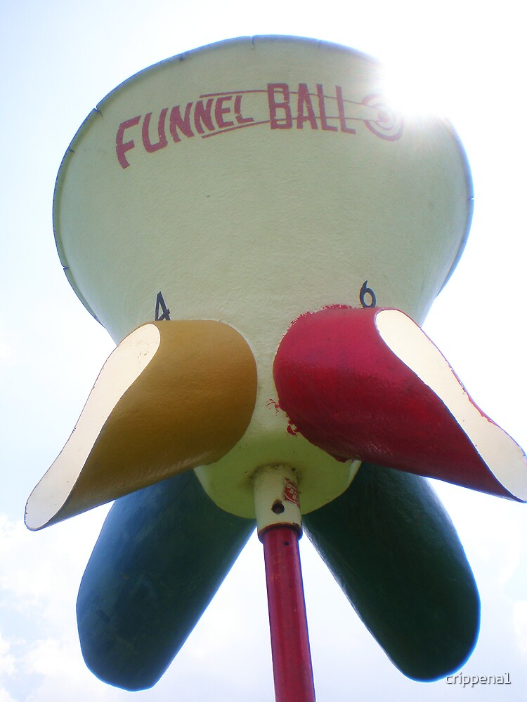 FunnelBall by crippena1