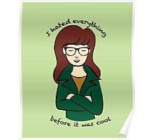 Daria, the Original Hipster Poster