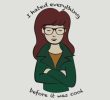 Daria, the Original Hipster by Elizabeth Aubuchon