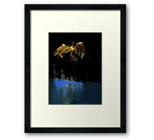 WDVMM - 0134 - Water in the Roots Framed Print