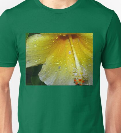 Drenched by a tropical storm Unisex T-Shirt