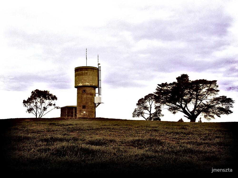 On a hill by jmenszta