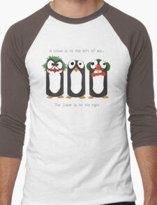The Joker is to the Right Men's Baseball ¾ T-Shirt