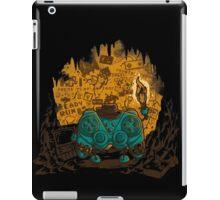 The Archeogameologist iPad Case/Skin