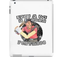 Team Fortress 2 Scout College Sports Design iPad Case/Skin