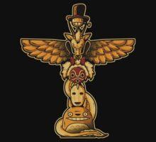 Spirit Totem by Letter-Q