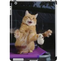 Catzilla iPad Case/Skin