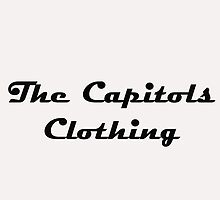 The Capitols Clothing: Logo by Miguel Carreno