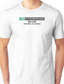 Enterprise Rent-A-Ship Unisex T-Shirt