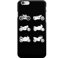 History of Triumph iPhone Case/Skin