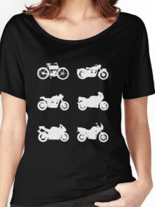 History of Triumph Women's Relaxed Fit T-Shirt