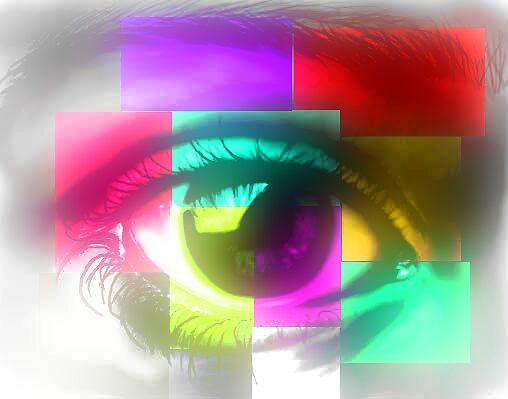 Florid Eye by DeanPe