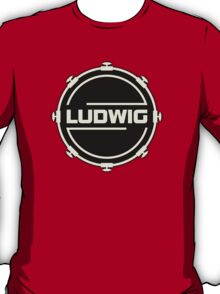Cool Ludwig Drums  T-Shirt