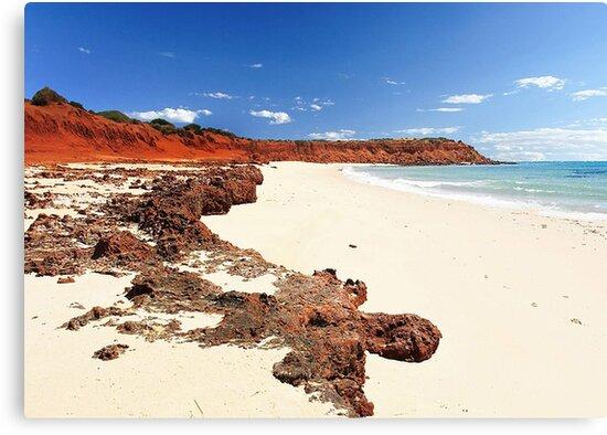 Cape Peron - Shark Bay Western Australia  by EOS20